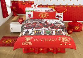 Manchester United Bedroom Accessories Man U Bedroom Accessories Uk Bedroom
