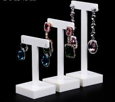 Earring Stands And Displays Inspiration TBar Earring Stands Earring Displays Jewelry Displays Product