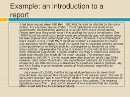 example of formal report writing report writing report writing  the writing center