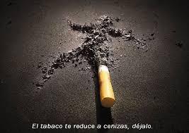 Resultado de imagen para no fumar propagandas
