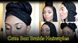 Box Braids Hair Style 6 cute box braids hairstyles for black women braid hairstyles 6281 by wearticles.com