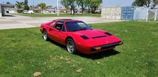 This is an extremely clean 1985 ferrari 308 gtsi quattrovalvole. 1985 Ferrari 308 For Sale