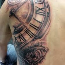 Tetování Ostatní Záda černobílá Tetování Tattoo