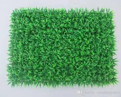 Shop Garden Decorations Online 60cm 40cm Artificial Grass Plastic