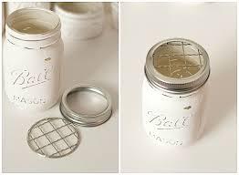 mason jar crafts ideas for bathroom storage