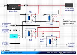 caravan electrics wiring diagram efcaviation com caravan club 13 pin wiring diagram at 13 Pin Caravan Wiring Diagram