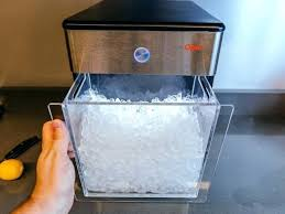 residential crushed ice machine pellet ice machine for home enlarge image residential nugget ice machine