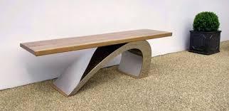 simple outdoor chair design. Wood Outdoor Bench Designs Garden Design Modern Attractive Metal Simple Wooden Chair