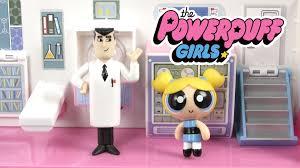 Powerpuff Girls Bedroom The Powerpuff Girls Flip Into Action Playset From Spin Master