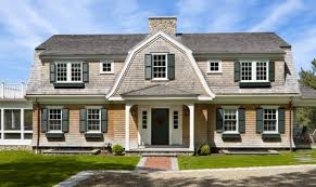 gambrel roof house plans. Cape Cod Home Gambrel Roof Pinterest House Plans