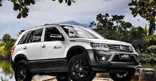 2018 suzuki vitara. plain 2018 japanese suv 20182019 suzuki grand vitara 4sport model year stood on the  conveyor belt and is available to motorists buying in brazil in 2018 suzuki vitara
