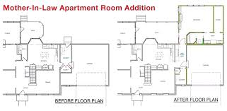 mother in law home addition plans mother law apartment house plans mother in law suite garage