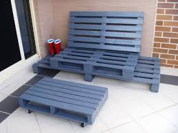 pallet outdoor bench diy. DIY Pallet Bench Outdoor Diy