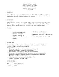 Resume Eng