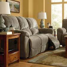 Home Time Furniture Simple 48U48LaZBoy Hayes PowerRecline LaZTimeR Full Reclining Sofa W