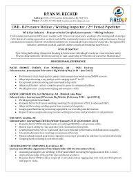 Sample Resume Smaw Welder Unique Gallery 13 Pipefitter Resume