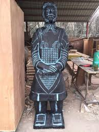 terracotta army warrior 1 85 meter replica for display decoration