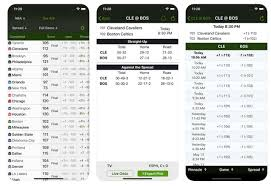 Sports Betting Odds Chart The 6 Best Sports Scores And Odds Apps To Download