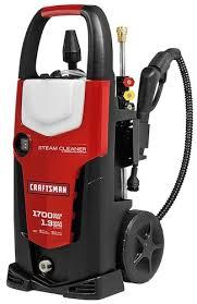 Craftsman Pressure Washer & Steam Cleaner • Gear Patrol