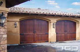 top 10 garage doorsCalifornia Dream 10  Custom Made Arched Top Carriage Style Wooden