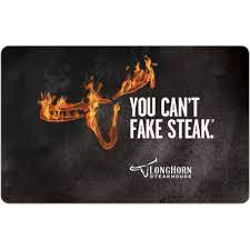 Find deals on longhorn gift card in gift cards on amazon. Longhorn Steakhouse Egift Card Various Amounts Email Delivery Sam S Club