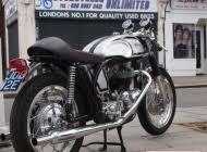 1967 norton 750 cafe racer for sale motorcycles unlimited