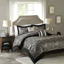 black and gold bedding king comforter set platinum paisley decorative throw pillows black gold bedding black white rose gold bedding