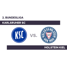 From the 1900s through the 1960s the club was one of the most dominant sides in northern germany. Karlsruher Sc Holstein Kiel Greift Kiel Bei Karlsruhe Nach Den Sternen 2 Bundesliga Welt