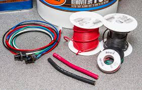 basic wiring tips for atvs and utvs atv com choose the right wire for the job otherwise you could damage your machine and your electrical accessories