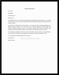 87 Simple Cover Letter Samples For Resume Simple Cover
