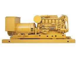 cat 3512b offshore generator set caterpillar specifications