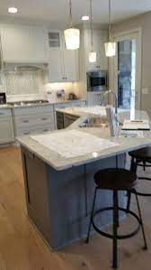 Angled Kitchen Island Kitchens Island Home Interior Decor Creative Simpleideas Curved Kitchen Kitchen Island With Seating Curved Kitchen Island