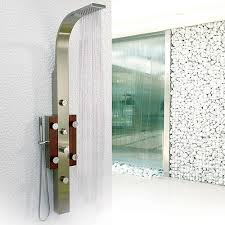 re thermostatic shower panel additional image