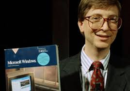 Windows Net Worth In Pictures Bill Gates Fortune Over The Years