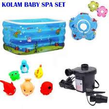 harga dan spesifikasi set kolam renang baby spa intime y213a original fish kolam renang bayi