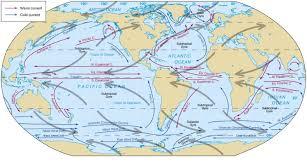 Atlantic Wind Charts Ocean Current Maps Ocean Blue Project Map Of Ocean