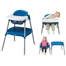evenflo high chair table combo