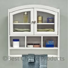 bathroom wall mounted storage cabinets. Interesting Wall Bathroom Cabinet White Arch Top Bath Wall Mount Storage Solid On Mounted Cabinets L