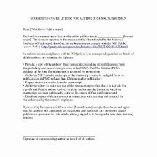 Fax Cover Letter Template Valid 43 Best Cover Letter For Resumes ...