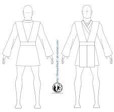 Jedi Tunic Pattern