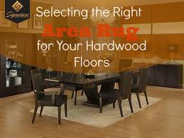area rug for your hardwood floors