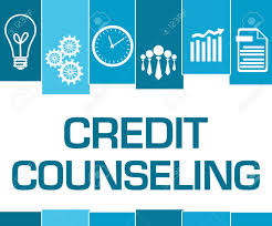 By Design Credit Counseling Credit Counseling Blue Stripes Symbols