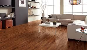 image of coretec vinyl floor in living room