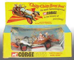 Chitty chitty bang bang toys