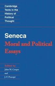 moral and political essays de ira de clementia de otio de  97417