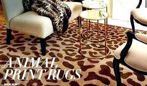animal print rug runners for stairs leopard carpet runner themed cheetah area by r