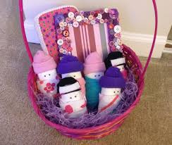 diy baby shower gifts happy birthday for her awesome filler gift box for a young girl