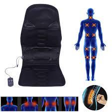 Bacak bel vücut masaj Mat elektrikli masaj koltuğu masaj koltuğu koltuklu  vibratör geri boyun massagem yastık ısı pedi heating pad vibrating bodyseat  vibrator - AliExpress