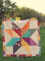 Fat Quarter Giant Star Quilt | Star quilts, Indie and Star & Fat Quarter Giant Star Quilt Adamdwight.com