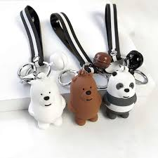High Quality New <b>Cartoon Anime</b> We Bare <b>Bears Cute</b> Three Animal ...